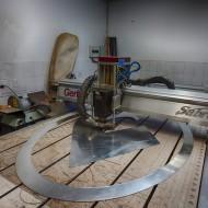 Snapper CNC Close Up